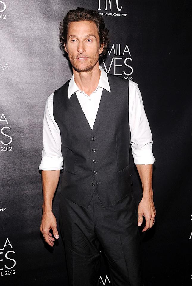 """A native of Central Texas, Matthew MConaughey has found Austin, Texas, to be his favorite city. The """"Lincoln Lawyer"""" actor, 42, can often be found there filming a movie, cheering on his beloved University of Texas Longhorns on the football field, or attending church with his family that includes wife Camila Alves (whom he married in Austin in June), 4-year-old son Levi, and 2-year-old daughter Vida. The gang even decided to relocate from Malibu, California, to a $4 million home in Austin in March. """"No one recognizes you and no one asks you, 'Hey, what do you do?,' because I don't think anyone cares,"""" McConaughey has said. """"Fridays show up sooner here. You want to get along in Austin, you want to get along in Texas, all you have to do is be yourself."""""""