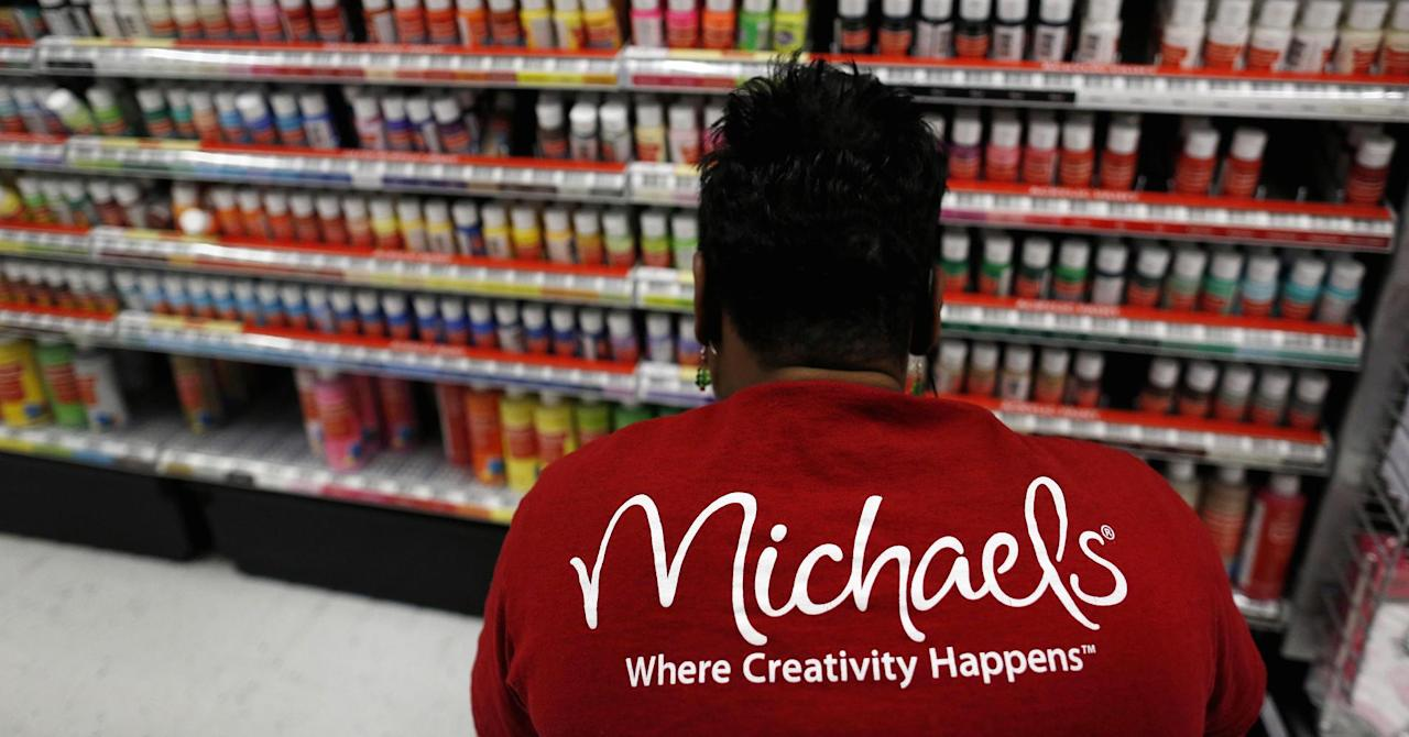 <p>Michaels Cos.<br /> Industry: Specialty Retail: Other<br /> Fortune 500 Rank: 496<br /> Revenues: $5,197,000,000<br /> (CNBC) </p>