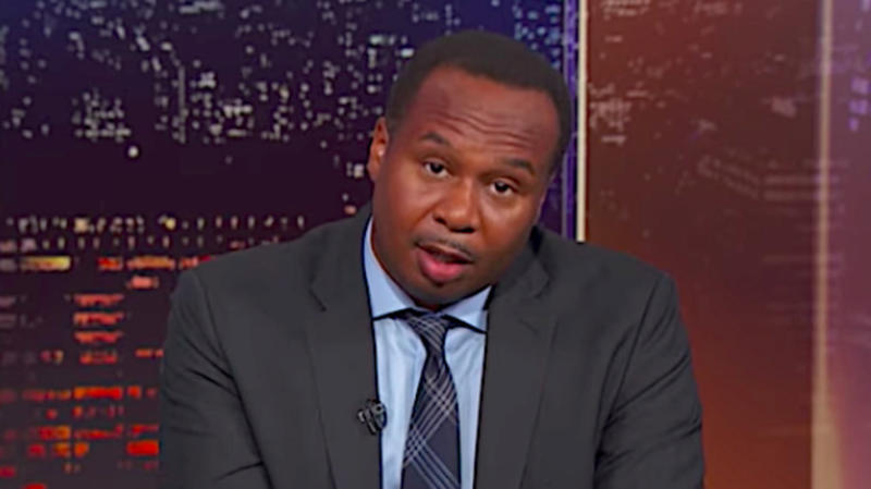 """""""The Daily Show"""" correspondent Roy Wood Jr. has a brilliant solution for all the controversy surrounding the confederate statues: End racism."""
