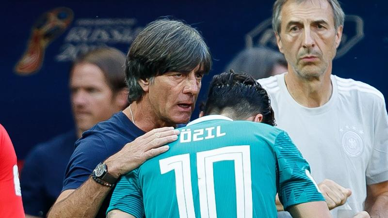 Future starts now for Germany after shock World Cup exit