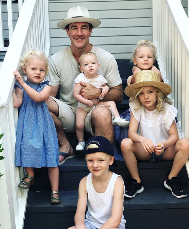 James Van Der Beek | James Van Der Beek/ Instagram