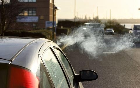 Drivers are advised to vape with their windows open - Credit: Zachary Culpin/Solent News & Photo Agency