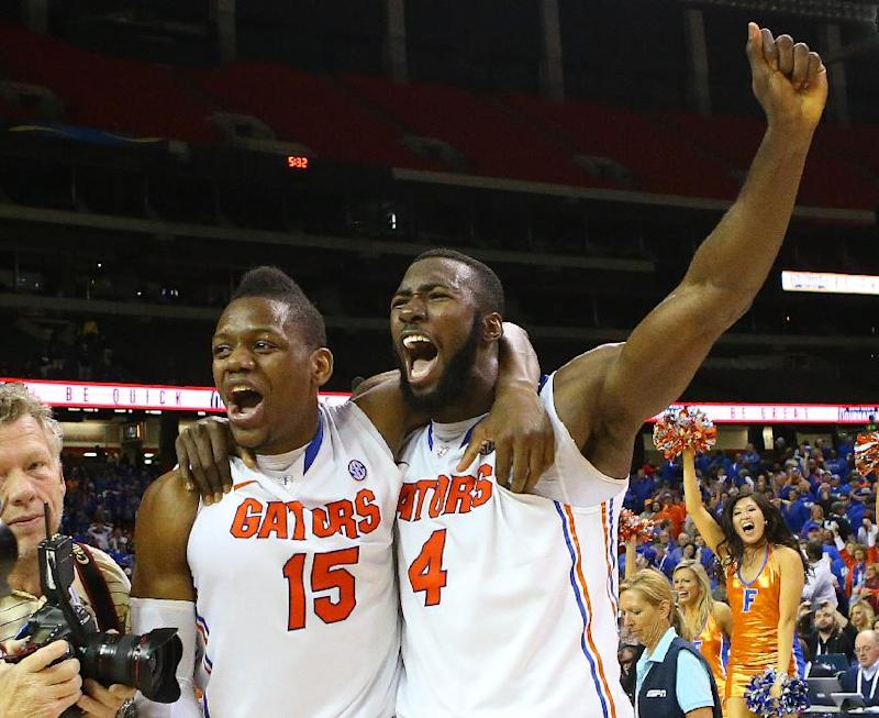 Florida tops final poll of the season