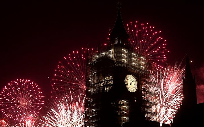No fireworks display for this year's NYE - Reuters