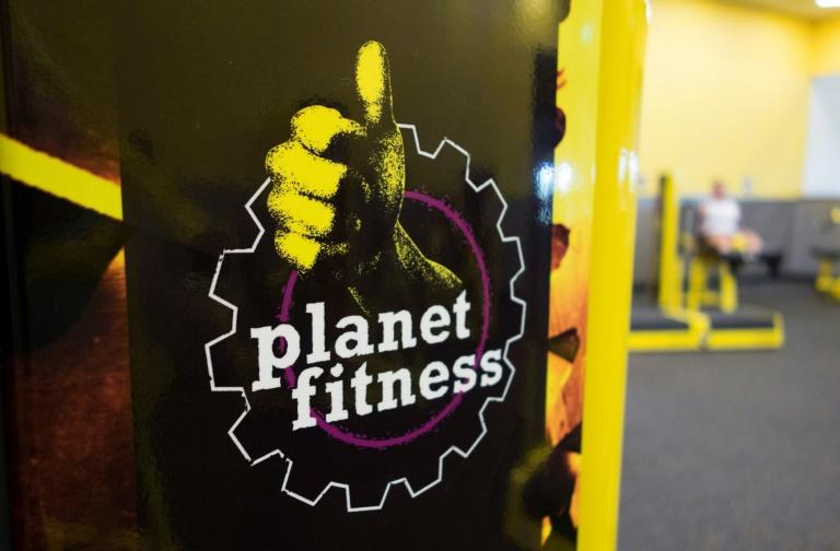 As big anchor stores fall to the e-commerce onslaught, mall space is being repurposed, as by this Planet Fitness gym that replaced a Sears store in a Bloomsburg, Pennsylvania mall