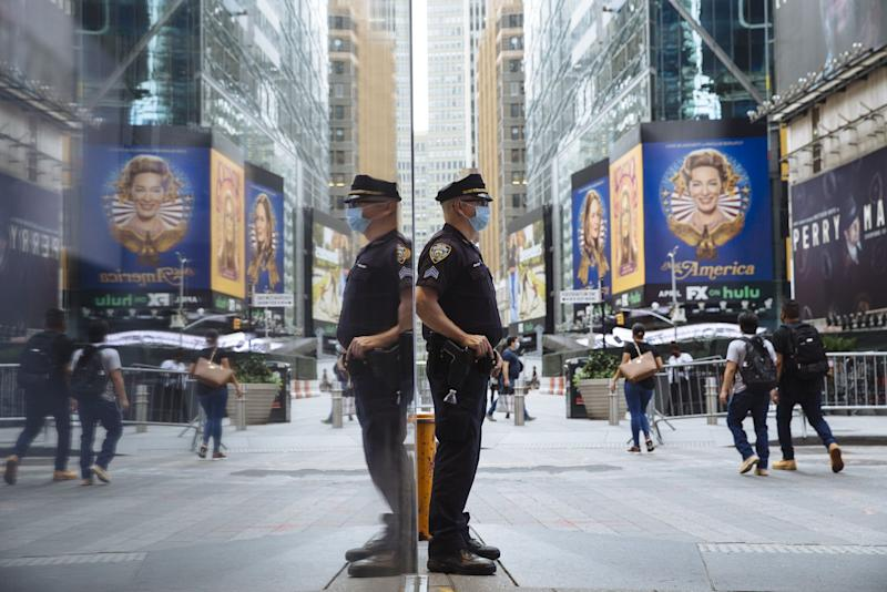 NYC to Shift $1 Billion From NYPD to Social Services, Mayor Says