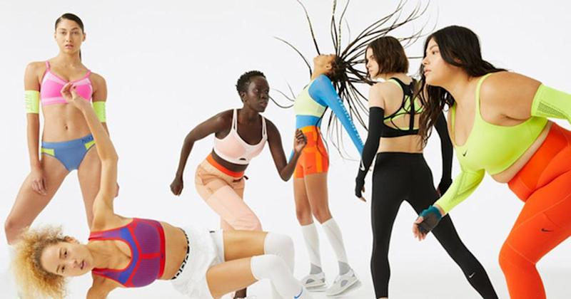 be0ca36cc6d Nike Is Revolutionizing the Sports Bra and Extending Their Sizes