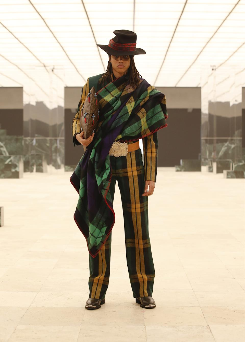 Fall/Winter 2021. (PHOTO: Louis Vuitton)