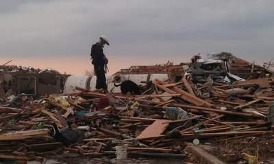 Oklahoma Tornado: 24 Dead As Search Resumes