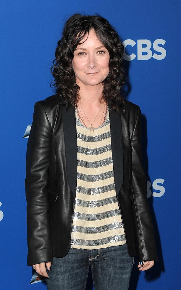 "January 29: Sara Gilbert turns 36 Jordan Strauss/<a href=""http://www.wireimage.com"" target=""new"">WireImage.com</a> - September 16, 2010"