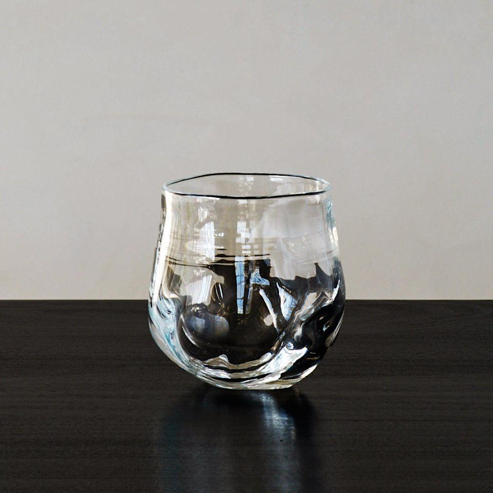 """<p>rwguild.com</p><p><strong>$125.00</strong></p><p><a href=""""https://rwguild.com/collections/tabletop_glassware/products/keiko-lee-cocktail-glass?variant=32314237911143"""" rel=""""nofollow noopener"""" target=""""_blank"""" data-ylk=""""slk:Shop Now"""" class=""""link rapid-noclick-resp"""">Shop Now</a></p>"""