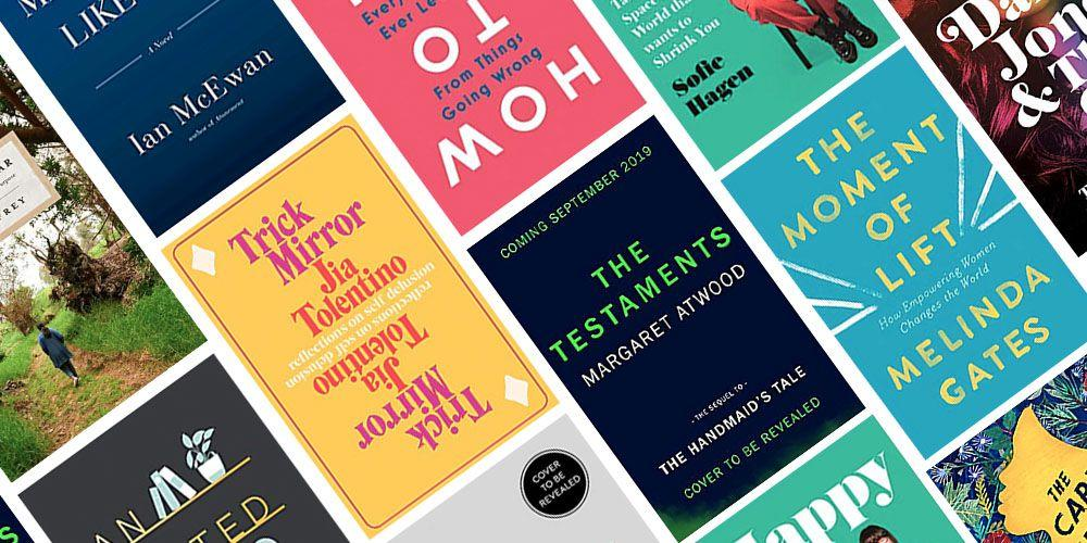 """<p>While <a rel=""""nofollow"""" href=""""https://www.cosmopolitan.com/uk/entertainment/g25306291/best-books-2018/"""">2018 was a great year for books</a>, 2019 promises to be even better. Some of the most anticipated titles include memoirs about how to build a better relationship with your body, psychological thrillers about serial killers in small towns (cheery) and a stark look at what it means to be human. Short stories aren't going away, either - and nor are empowering manifestos about why failure doesn't negate success and what it means to be a woman. Oprah Winfrey's back with a guide to being the best YOU you can, and blogger favourite The Anna Edit wants to help you streamline your life. Enjoy.</p>"""