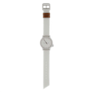 """<p>The watch fanatic in your life will love this one-handed stainless steel watch with nylon band. <a href=""""http://www.miansai.com/shop/watches/m24-white-on-nylon-strap-white"""" rel=""""nofollow noopener"""" target=""""_blank"""" data-ylk=""""slk:Miansai M24 Watch"""" class=""""link rapid-noclick-resp"""">Miansai M24 Watch</a> ($195)<br></p>"""