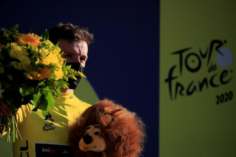 Who said what as Yates takes yellow jersey 'nobody wants'