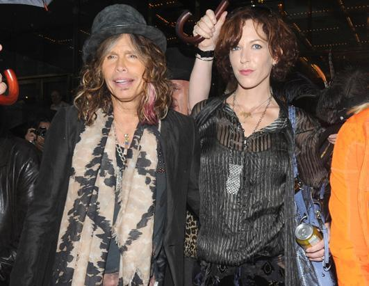 It's official. Steven Tyler and his 38-year-old girlfriend Erin Brady are engaged. While vacationing in Hawaii over Christmas, the rocker surprised Brady with a 5-carat diamond, set in a diamond-and-platinum band, designed by celebrity jeweler Loree Rodkin. Rodkin told People magazine the proposal was a surprise. This will be Tyler's third walk down the aisle.
