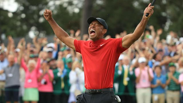 There were plenty of shattering lows for Tiger Woods in the 2010s, but the final year of the decade featured his greatest triumph.