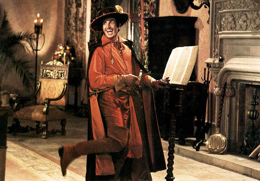 <p>Perma-tanned star Hamilton was first Globes-nominated for the Dracula comedy <i>Love At First Bite</i> in 1979, then got another nod forBest Actor (Comedy/Musical)<b></b>for<b></b>this bizarre spoof, in which Hamilton plays both the famous masked hero and his gay brother.(Photo: Everett Collection)</p>