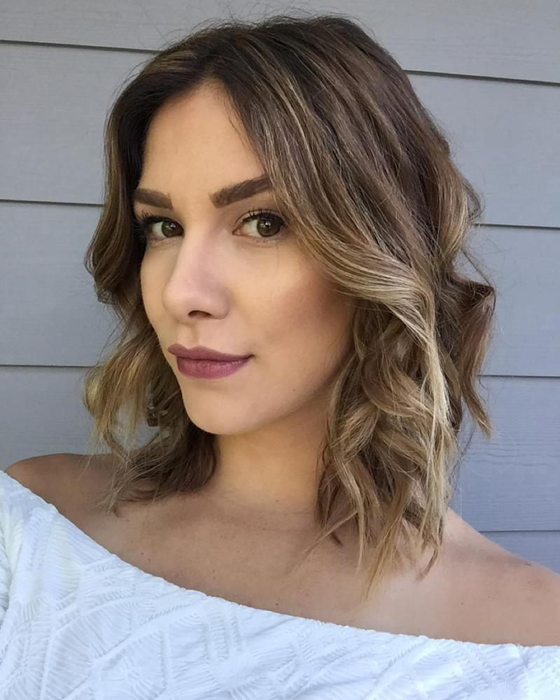 allison holker debuts post baby haircut see her new do