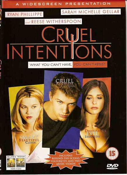'Cruel Intentions' reboot TV series cancelled