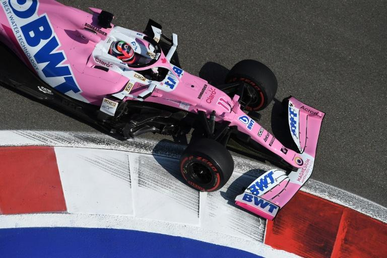 Perez says 'air is totally cleared' with Racing Point