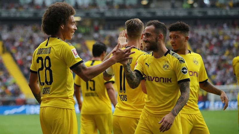 sale retailer fcfda 57af9 Doubting Dortmund? BVB must show they can cope under ...