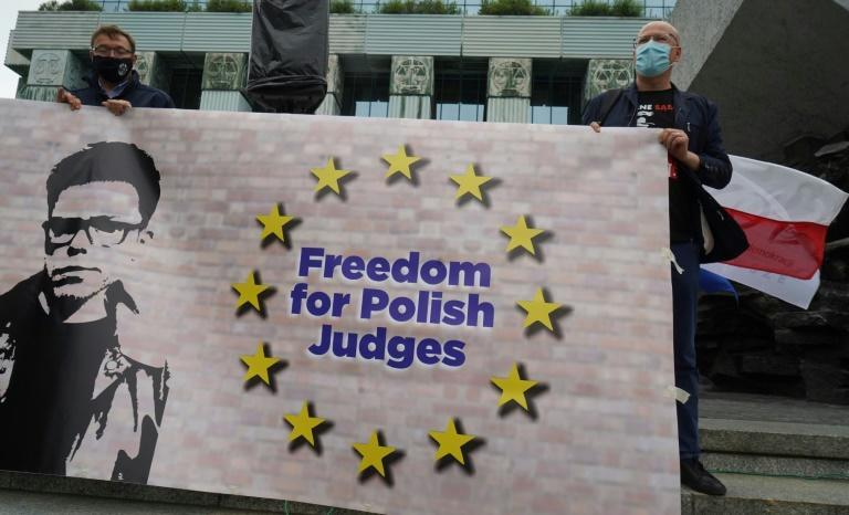 Judicial reform has become a flashpoint between Polish conservatives and liberals