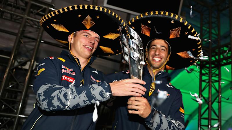 Ricciardo braced for Verstappen friction