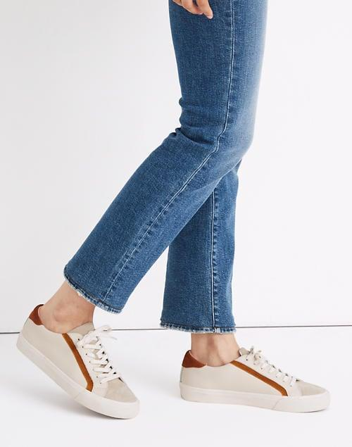 <p>These <span>Sidewalk Low-Top Sneakers</span> ($70, originally $88) are a pair you'll reach for every day.</p>