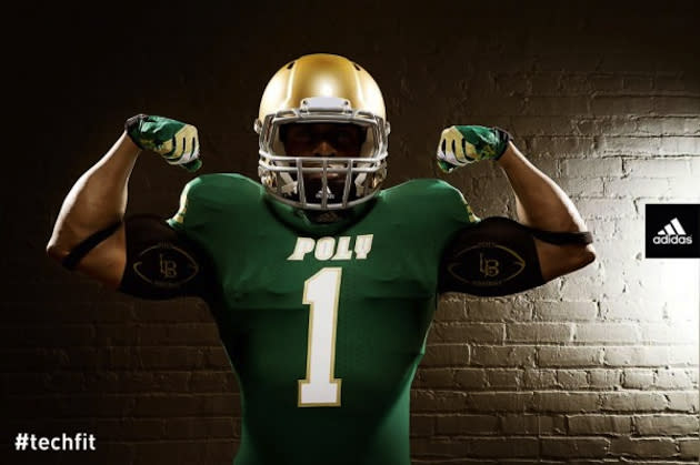 20460f53394a College football teams have been getting special treatment in the uniform  department from adidas over the years