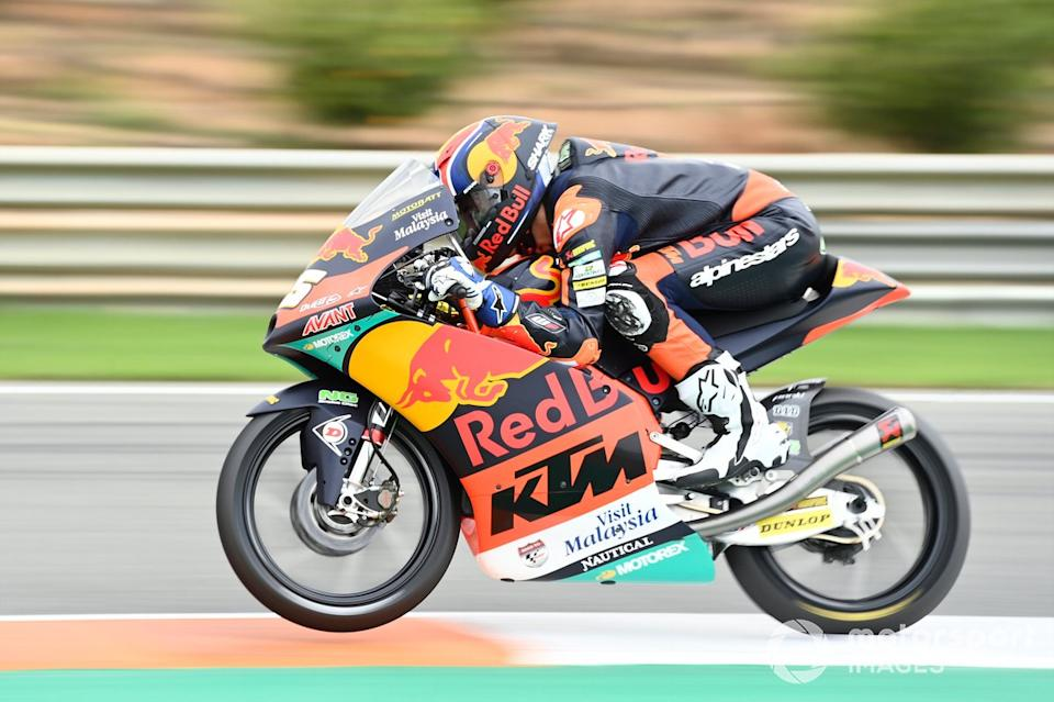 """Raul Fernandez, Red Bull KTM Ajo<span class=""""copyright"""">Gold and Goose / Motorsport Images</span>"""