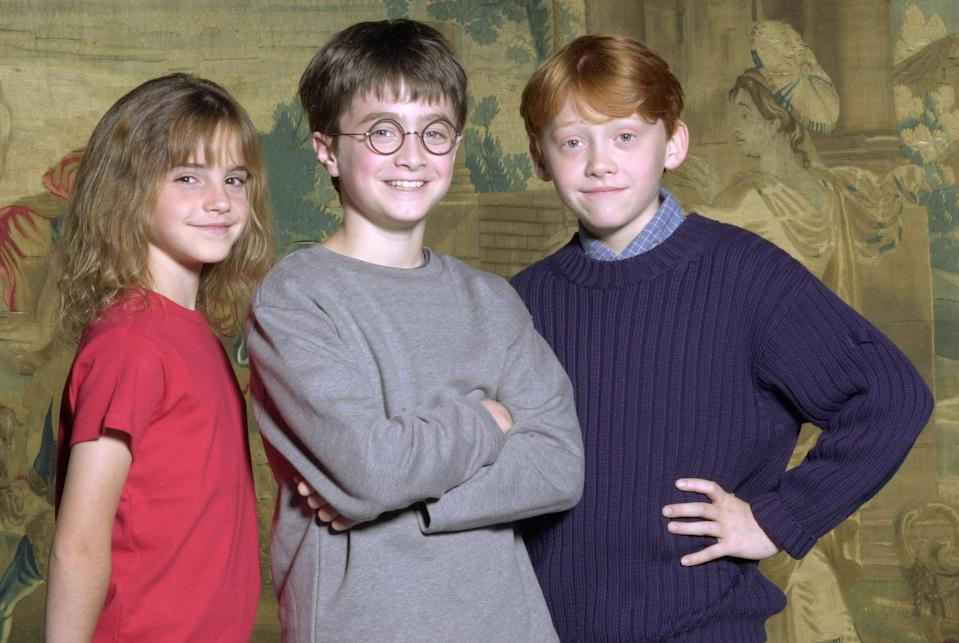 Watson started her career as Hermione Granger in Harry Potter. (Getty Images)