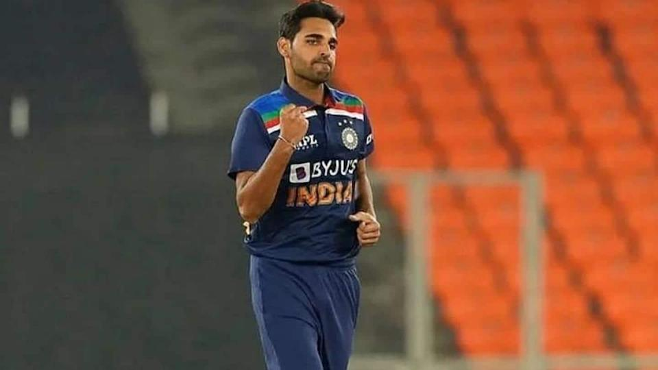 Will have England Test series in mind going forward: Bhuvneshwar