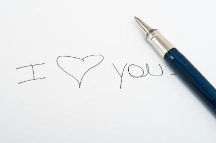 "<div class=""caption-credit""> Photo by: iStockPhoto</div><div class=""caption-title""></div><b>Exchange Love Letters <br></b> Write each other a love letter at some point during the day and exchange them at night before you go to bed (after you read them you may not want to go to sleep just yet!)."
