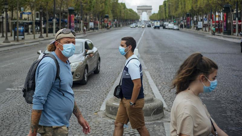 Football fever? Paris grapples with virus surge while PSG fans pine for glory