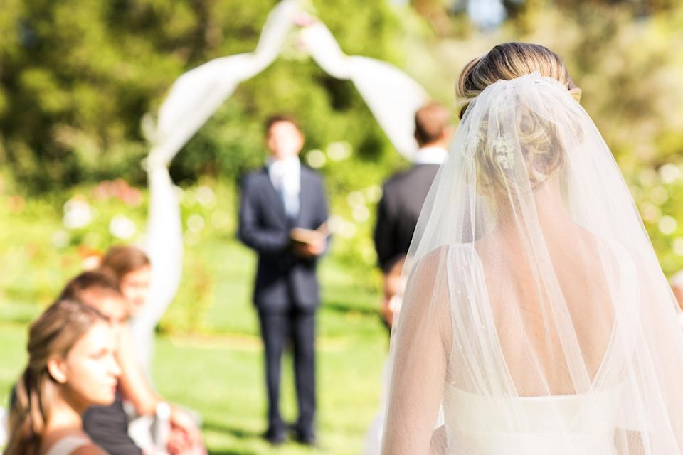 Bride kicked guests out of her wedding for not following this rule. Photo: Getty Images
