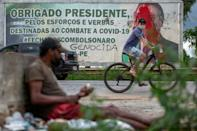 Brazil recorded a staggering 57,606 Covid deaths in March, with hospitals overwhelmed and doctors forced to make agonising decisions over whom to give life-saving care