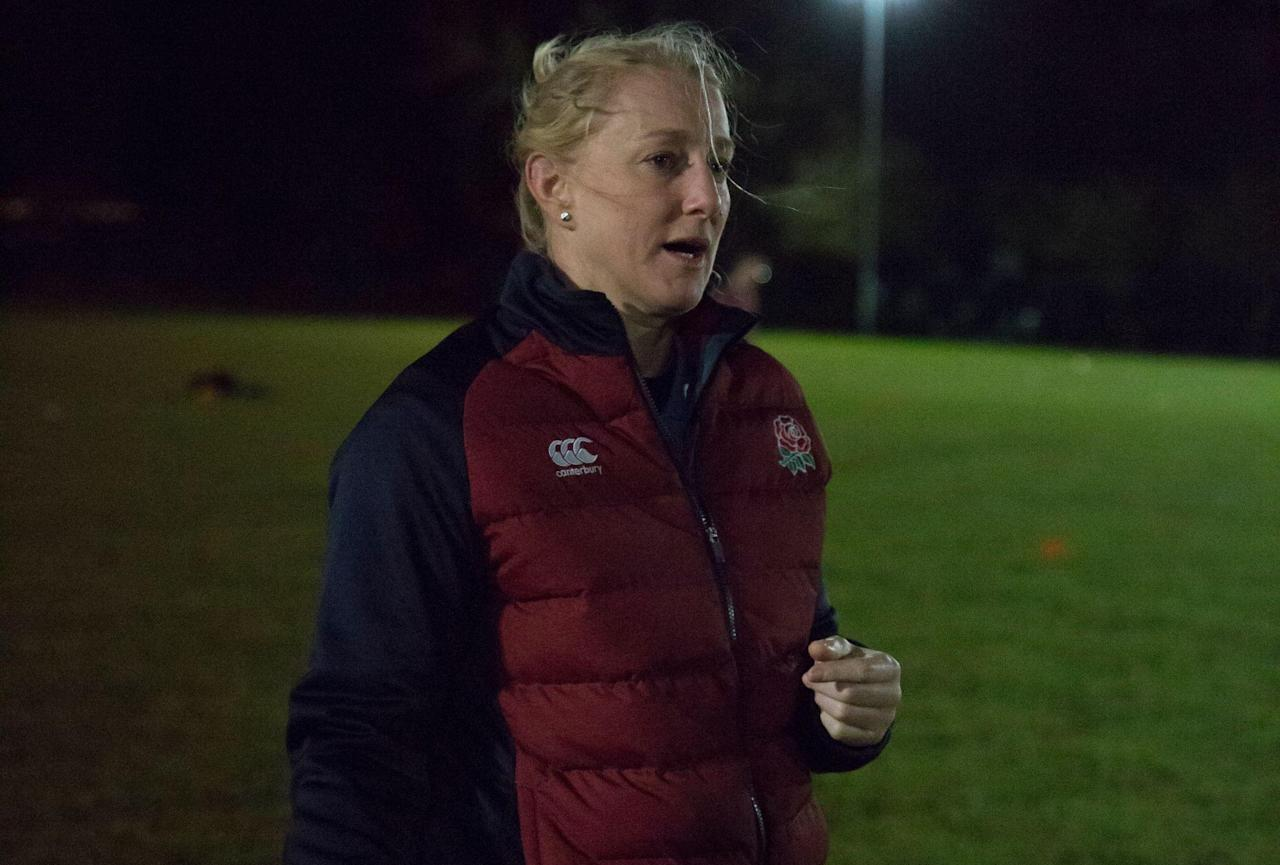 Taylor believes professionalism starting to bear fruit for Red Roses