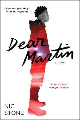 Picture of Dear Martin Book