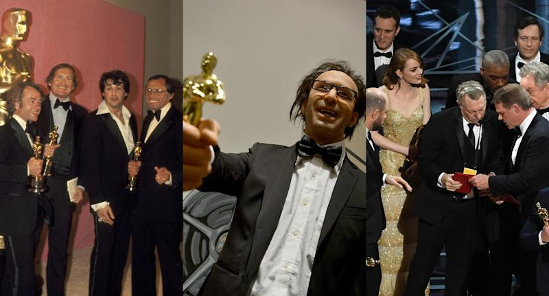 Oscar: relembre as reviravoltas históricas da premiação (Foto: Getty Images)
