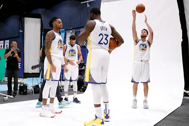 In NBA's new order, Rockets have more than Warriors to worry about