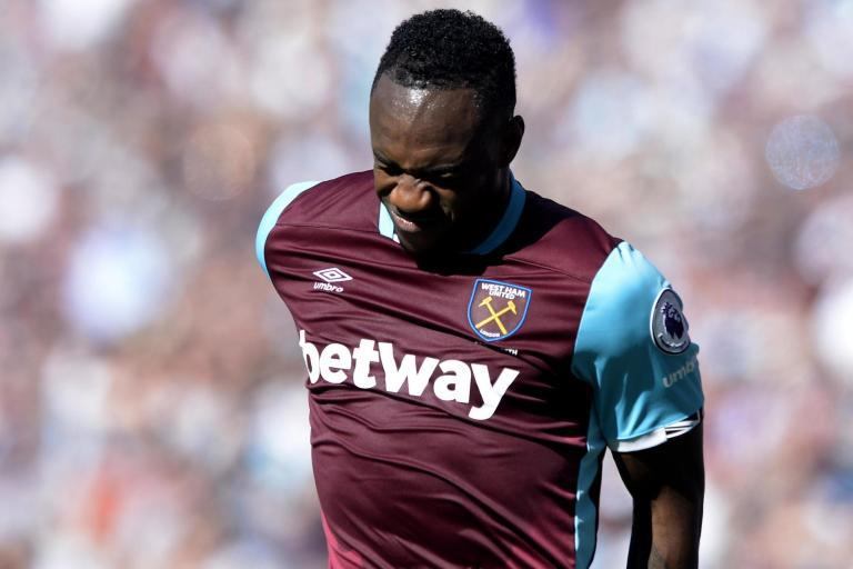 West Ham's Michail Antonio to miss start of the season but ahead of schedule, confirms Slaven Bilic