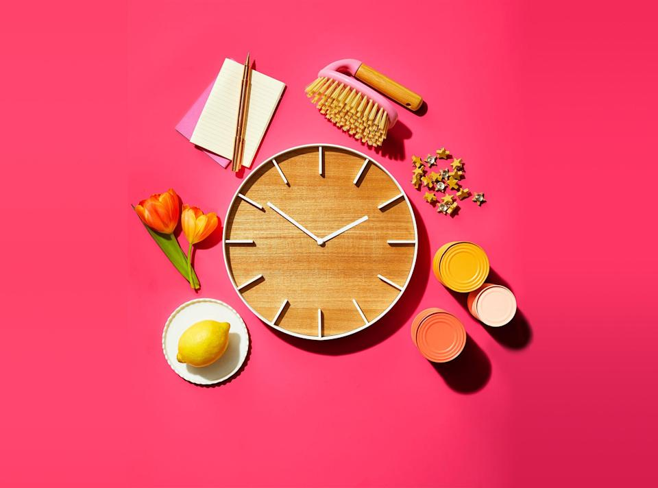 <p>Start fresh this year! Take a deep breath and dive into all the little ways you can feel calmer, kinder, stronger and more joyful in mere minutes a day.</p>