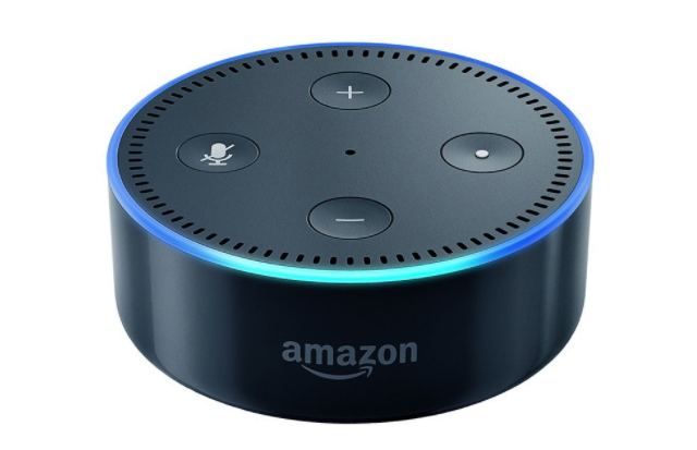 Amazon's Alexa lives inside the Echo, and we suspect she could be an Eagles fan. (Amazon.com)