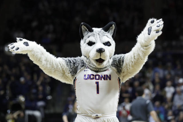 "The <a class=""link rapid-noclick-resp"" href=""/ncaaw/teams/connecticut/"" data-ylk=""slk:UConn Huskies"">UConn Huskies</a> are ditching the AAC to move back to the Big East. Is that a positive for the school? (USAT)"