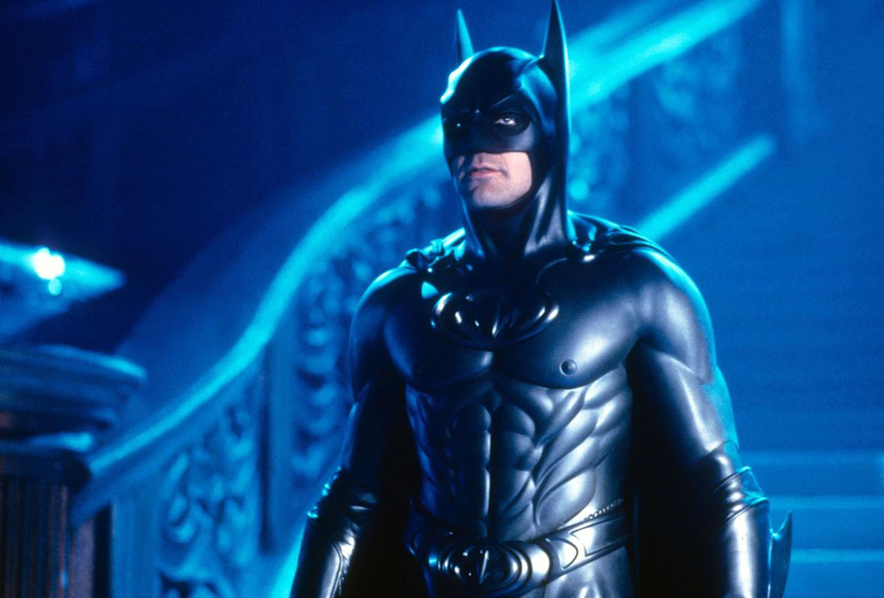 "When you consider the generally great history of ""Batman"" movies -- the Christopher Nolan trilogy, two well-received Tim Burton entries, and a campier but still fun ""Batman Forever"" -- 1997's ""Batman & Robin"" really stands out for being really, really awful. George Clooney, in his only film wearing the cape and cowl, admitted how bad the film was in a 2011 interview, but that doesn't erase the memory of Arnold Schwarzenegger reciting terrible Mr. Freeze puns."