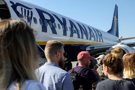 Ryanair fails to stop UK pilots' strike but wins case in Ireland