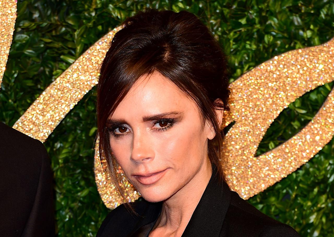 <p>Victoria Beckham reportedly had to roller skate around and dress as a sperm for a BBC sex education programme called Body Matters. [Photo: PA] </p>