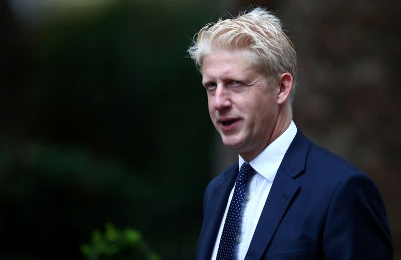 Johnson makes Lords of his brother, cricketer Botham and Brexit allies