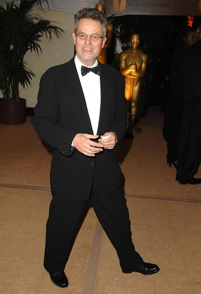 """<a href=""""http://movies.yahoo.com/movie/contributor/1800018279"""">Jonathan Demme</a> at the Academy of Motion Picture Arts and Sciences' Inaugural Governors Awards - 11/14/2009"""
