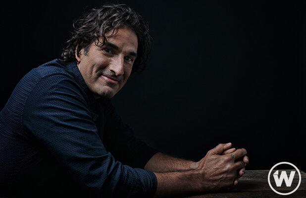 'The Great Depresh' Comedian Gary Gulman StudioWrap Portraits (Exclusive Photos)
